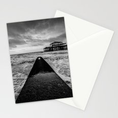 Remains of the Pier Stationery Cards