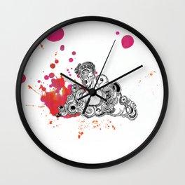 Driffter 2 Wall Clock
