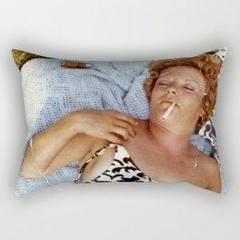 Knackered Rectangular Pillow