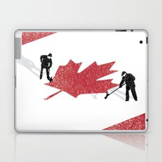 Snow in Canada Laptop & iPad Skin