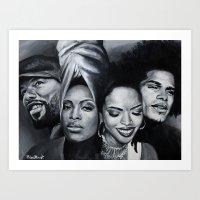 So much Soul Art Print