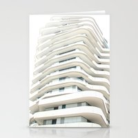 architecture Stationery Cards featuring Architecture by Fine2art