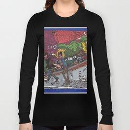 Jills Street - New York Long Sleeve T-shirt