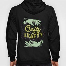 Crafty & Crafty Hoody