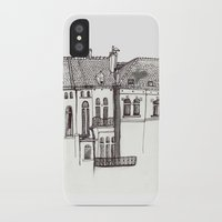 brussels iPhone & iPod Cases featuring Brussels by MadmFia