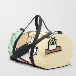 Good Boy Corgi Duffle Bag