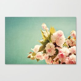 FlowerMent Canvas Print