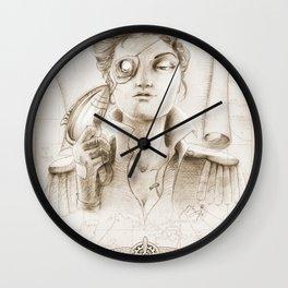 Sky Brigade Wall Clock