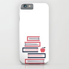 Stacked Books Slim Case iPhone 6s