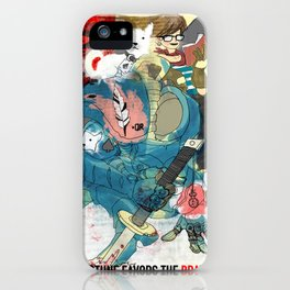 Here I am - Crom iPhone Case