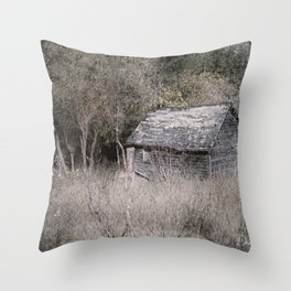 Lost in the Chaos Throw Pillow