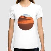 desert T-shirts featuring Desert by GF Fine Art Photography