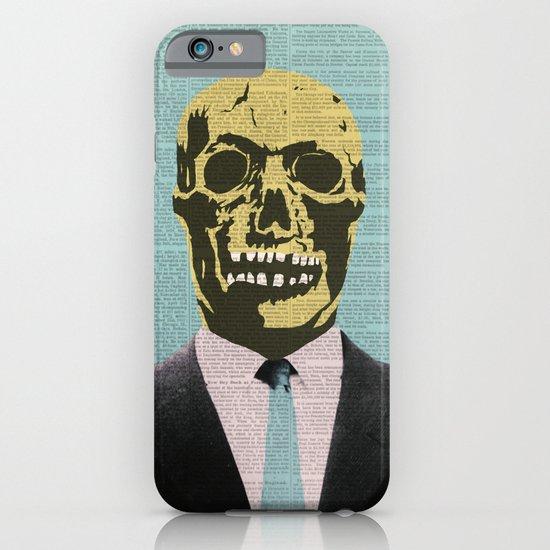 Working Man iPhone & iPod Case