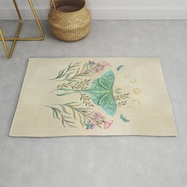 Luna and Forester - Oriental Vintage Rug