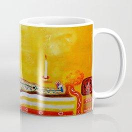 Having a rest Coffee Mug