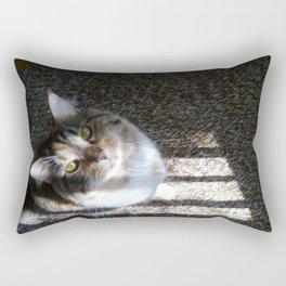 You Were Saying? Rectangular Pillow