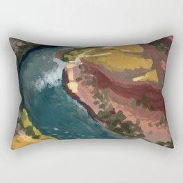 The Grand Canyon Rectangular Pillow