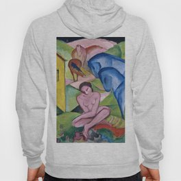 Franz Marc - The Dream Hoody