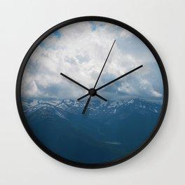 Whistler Wall Clock