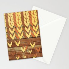 ZigZag Woody Stationery Cards