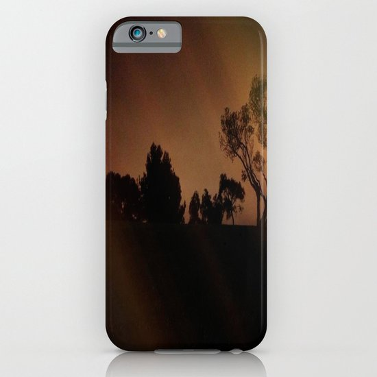 Mysterious Night iPhone & iPod Case