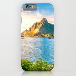 Lofoten Island, Norway iPhone Case