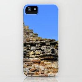 Edinburgh Castle & Sky iPhone Case