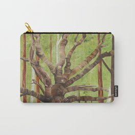 Ancient Oak Carry-All Pouch