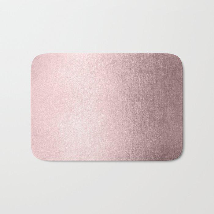 Simply Rose Gold Palace Bath Mat