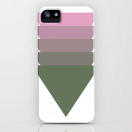 006 - Pink tree iPhone Case