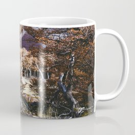 Fall in Patagonia, Argentina Coffee Mug