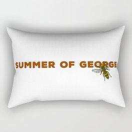 Summer of George Costanza Rectangular Pillow