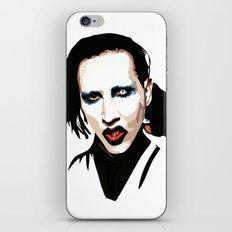 Manson iPhone & iPod Skin