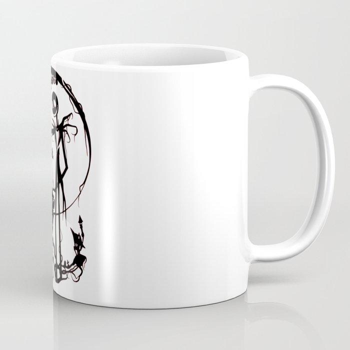 Nightmare Before Christmas Coffee Mug.Jack And Sally Nightmare Before Christmas Coffee Mug By Otakupapercraft