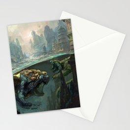 Vanishing Species Stationery Cards