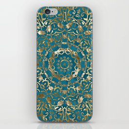 Moroccan Style Mandala iPhone Skin