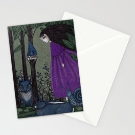 There is a Place in the Woods... Stationery Cards