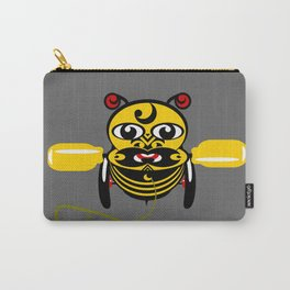 Hei Tiki Bee Toy Carry-All Pouch