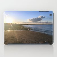 cape cod iPad Cases featuring Cape Cod  by Plush Deesigns