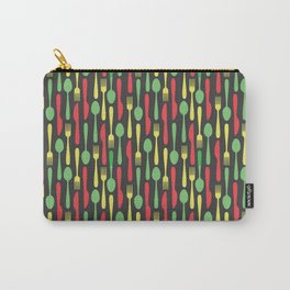 Colored Kithen Cutlery Carry-All Pouch