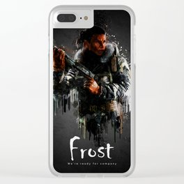 Frost Elite Clear iPhone Case