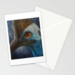 Southern Cassowary (Casuarius casuarius) Stationery Cards
