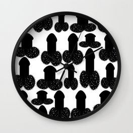 XYII Wall Clock