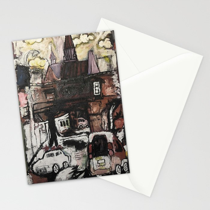 Bretch Stationery Cards