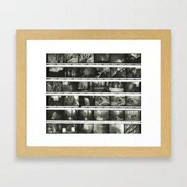 35mm Film Framed Art Print