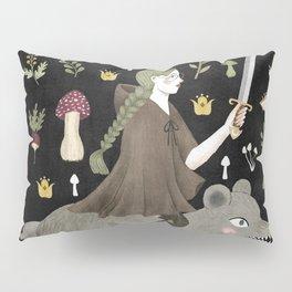 turnip warrior Pillow Sham
