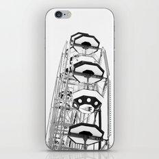 ferris iPhone & iPod Skin