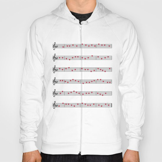 Love Music Hoody