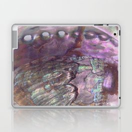 Shimmery Lavender Abalone Mother of Pearl Laptop & iPad Skin