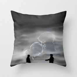 To the very best of times Throw Pillow